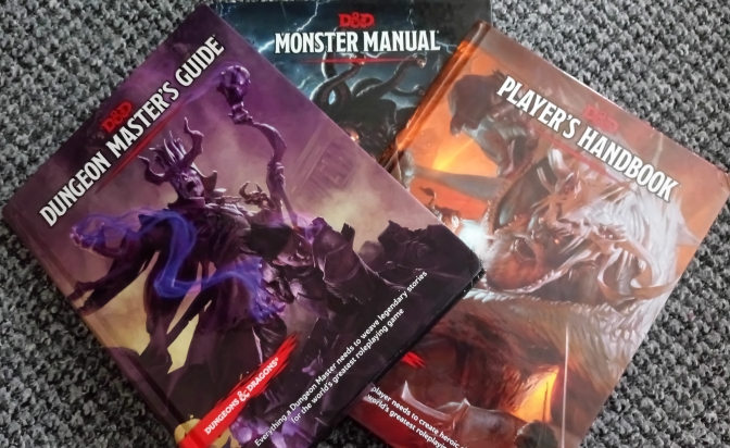 So You Want to Try Dungeons & Dragons? (Here's how to do it on the Cheap!)