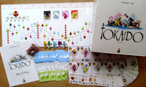 Is There A More Beautiful And Thematic Game Than Tokaido?