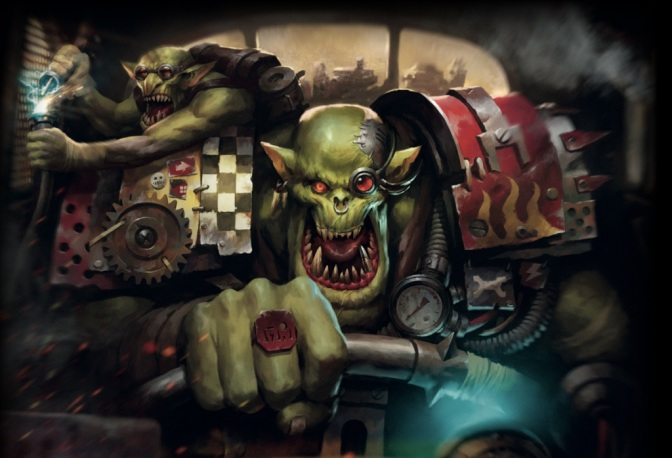 Orktober Begins! (Get Excited Ya Git!)