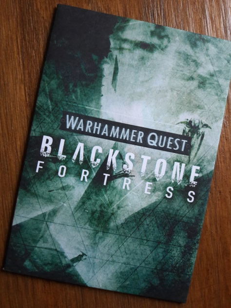 warhammer quest blackstone fortress games workshop
