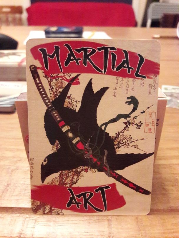 martial art Japan card game war game feudal Japanese battlefield spider-goat games