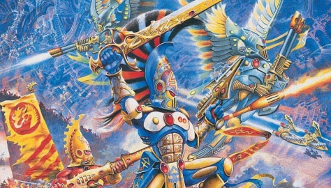 aspect warrior warhammer warhammer40K