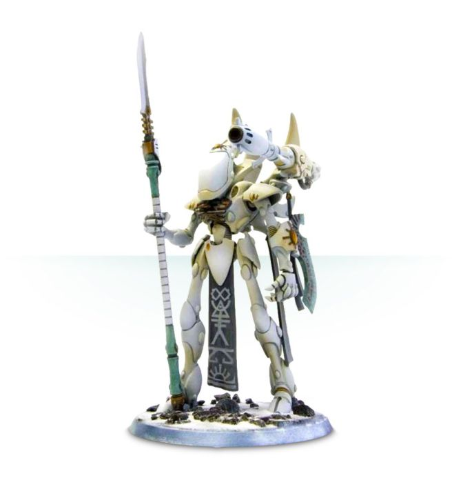 Forge World: My first Experience with the Specialist Supplier for Games Workshop – The Craftworld Aeldari Wraithseer Model