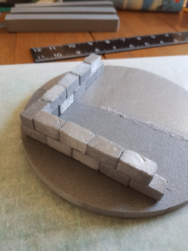 wargame wargames terrain building modelling warhammer 40K age of sigmar AOS miniatures frostgrave