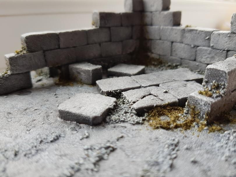 wargame wargames terrain building modelling warhammer 40K age of sigmar AOS miniatures frostgrave