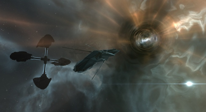 Eve Online Will Not Beat Me – I Lost 200 Million Isk This Week.