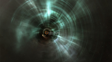 Eve ship wormhole new player astero explore space game