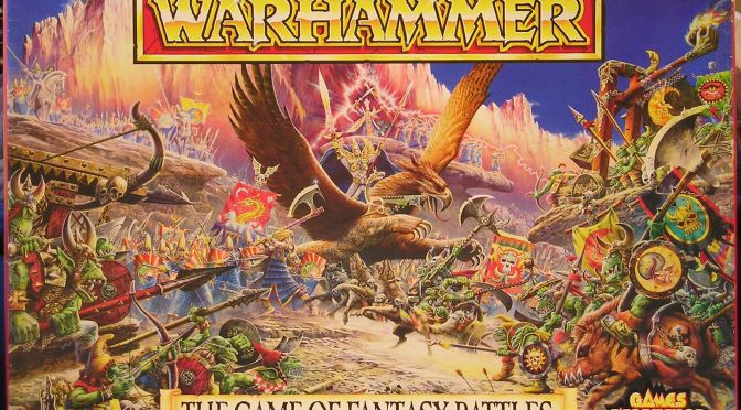 Give Sigmar a Chance: Why I'm giving Games Workshops 'Age of Sigmar' a Second Look…