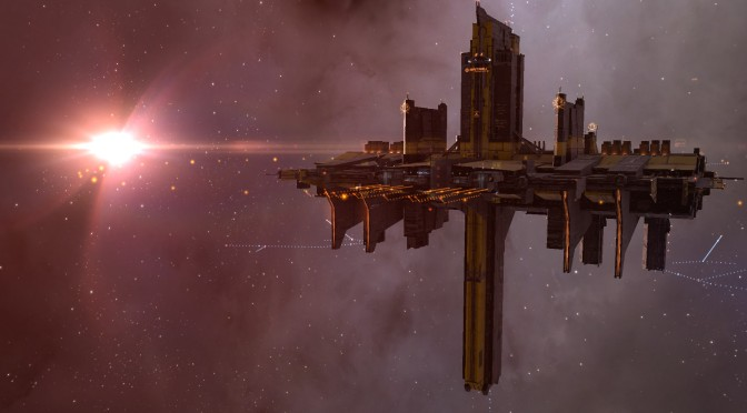 Eve Online Will Not Beat Me – We Moved To A Wormhole.
