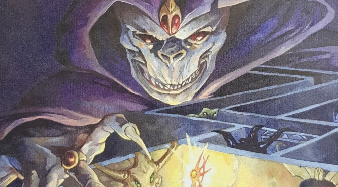 GM Section: Low Fantasy Gaming – A Return to the Old Days of Gritty Dungeons & Dragons?