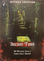 Cthulhu horror Dunwich Lovecraft deck builder building pulp creator consortium