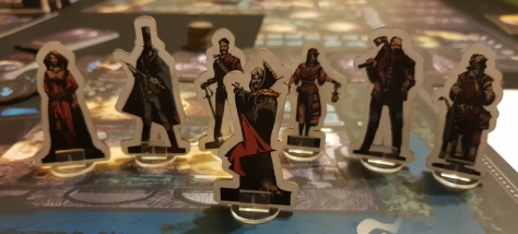 damnation the gothic game horror Dracula fury dark castle creator consortium murder adversarial terror hellish hell
