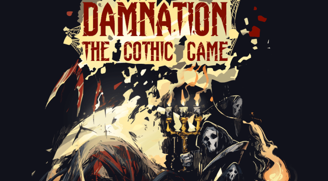 Damnation: The Gothic Game, Revamp of the 90's Classic Horror Game (for all the family?)