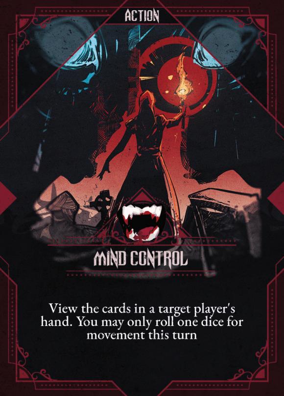 damnation the gothic game horror Dracula fury dark castle creator consortium murder adversarial terror hellish anca albu hue teo