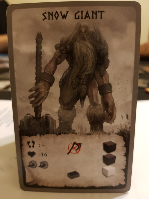 runaljod sound of the runes creator consortium board game tabletop game action fantasy norse early review kickstarter miniatures