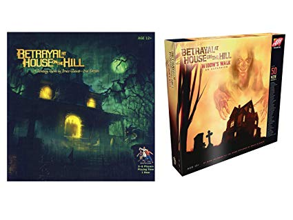 Betrayal At House On The Hill, With Widow's Walk Expansion – First Impressions