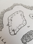dungeon maps cave maps fantasy maps creator consortium tutorial DnD RPG